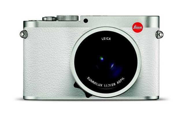 徕卡发布雪白限量款Leica Q Snow相机 限量销售