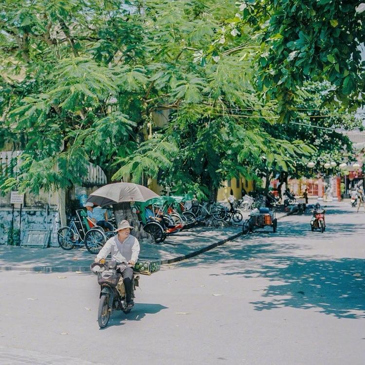 清新滤镜下的越南