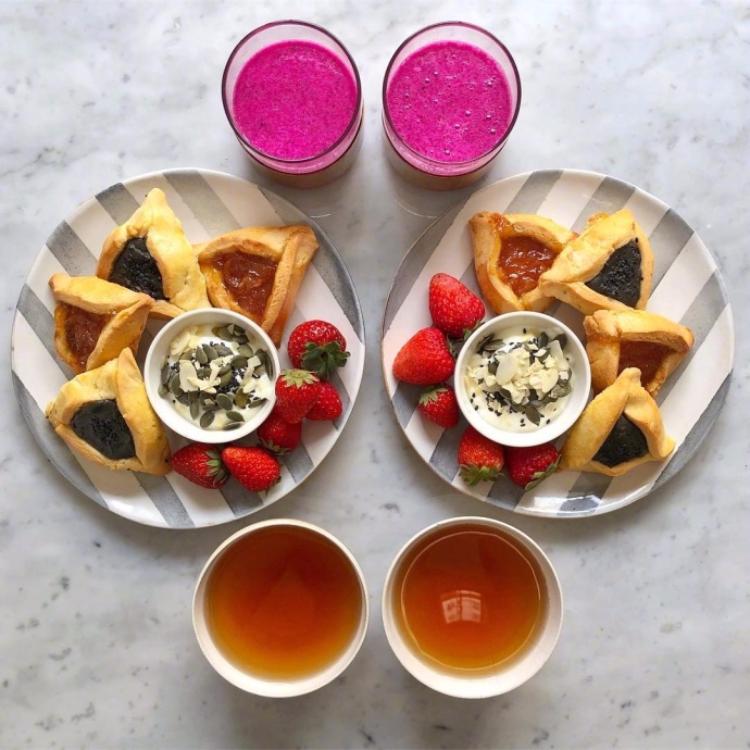早餐标配,营养全开!
